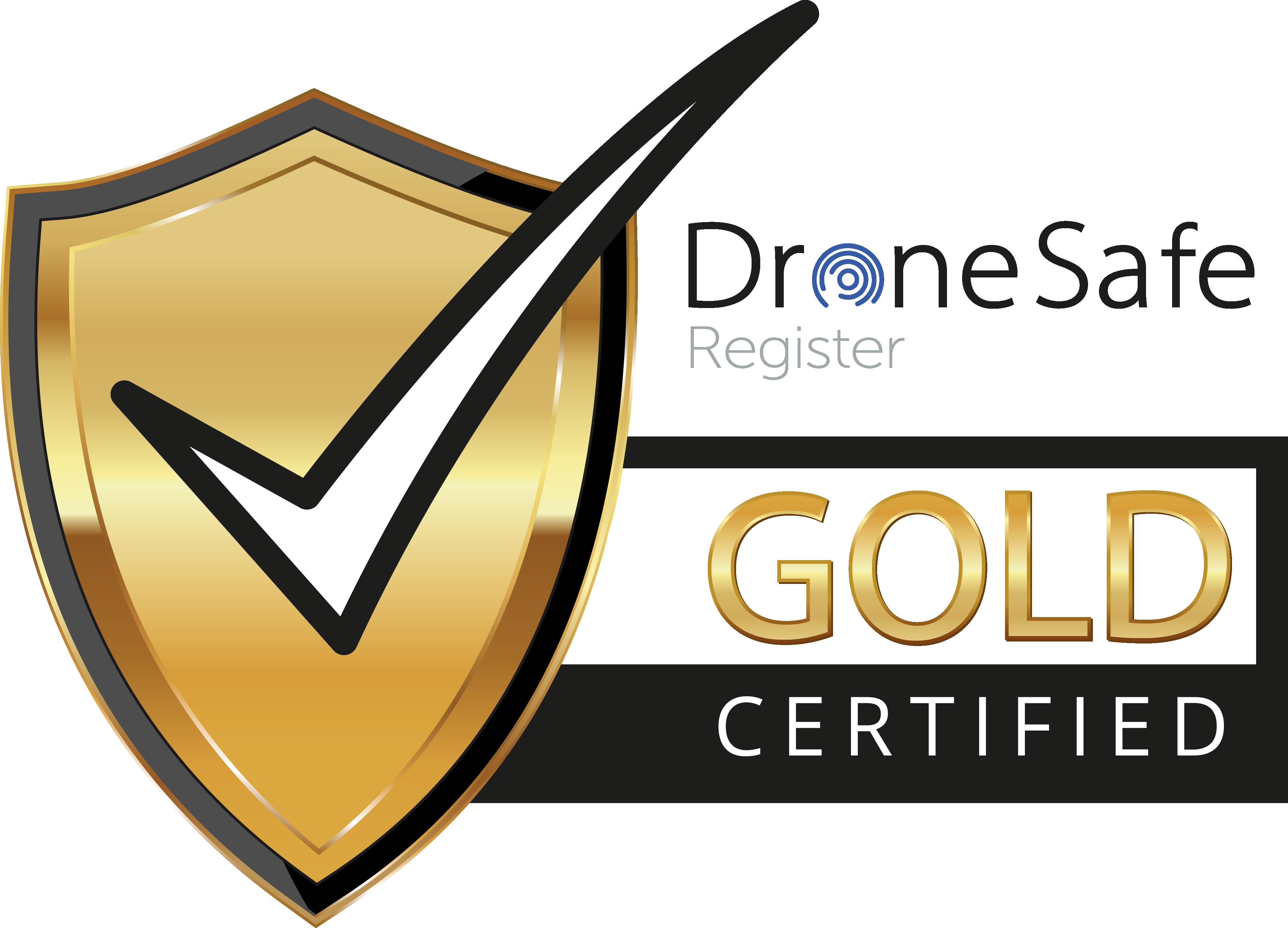 DroneSafe Certificate